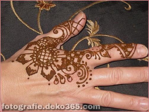 Asian Berühmte Mehndi Designs für Handfinger (36)