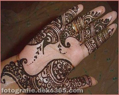 Asian Berühmte Mehndi Designs für Handfinger (38)