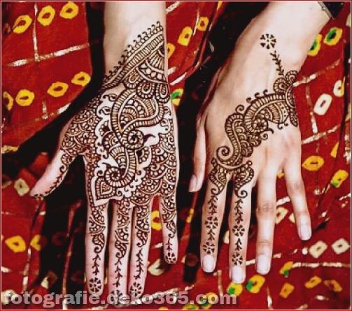 Asian Berühmte Mehndi Designs für Handfinger (39)