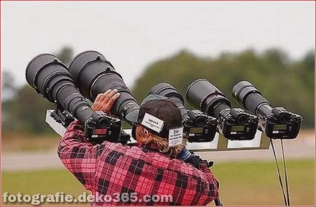 Eventuell schwierige Arbeit des Fotografen (21)