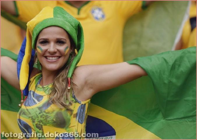 FIFA WM 2014: Schönheits-Cheerleader (2)