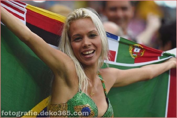 FIFA WM 2014: Schönheits-Cheerleader (3)