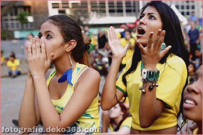 FIFA WM 2014: Schönheits-Cheerleader (4)