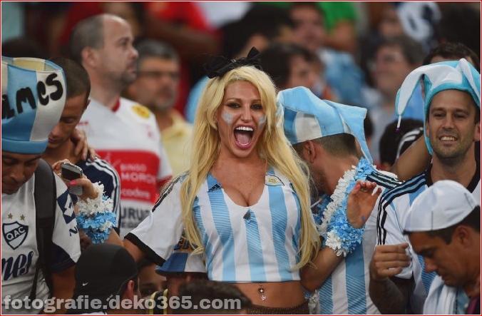 FIFA WM 2014: Schönheits-Cheerleader (11)