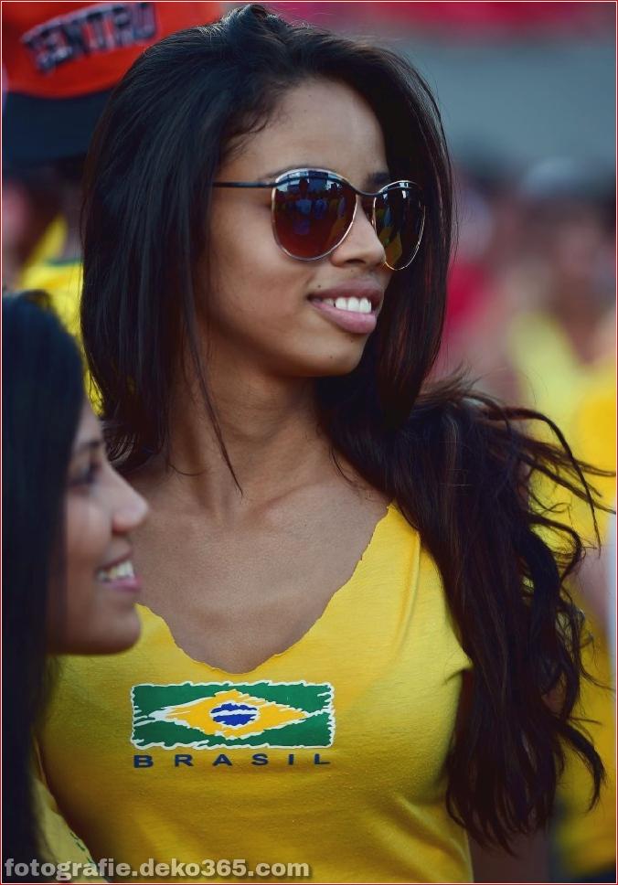 FIFA WM 2014: Schönheits-Cheerleader (25)