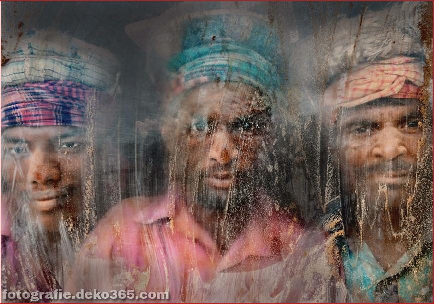 Die Beratergruppe zur Unterstützung des Poor-Photo-Wettbewerbs (1)