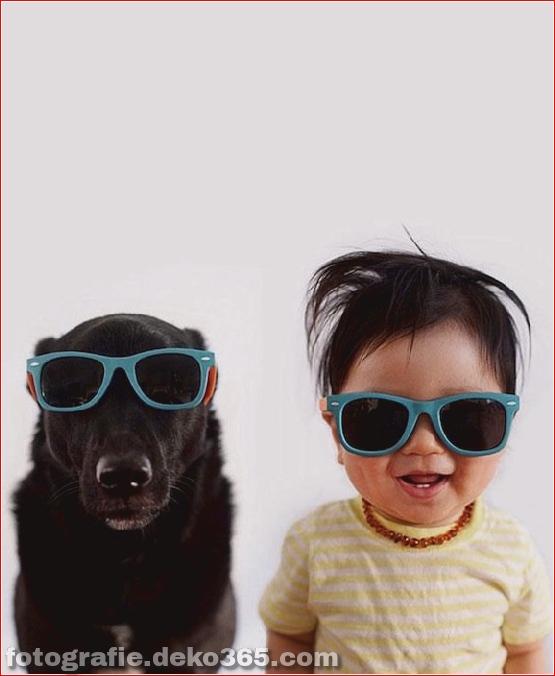 Rettungshund und Baby (1)