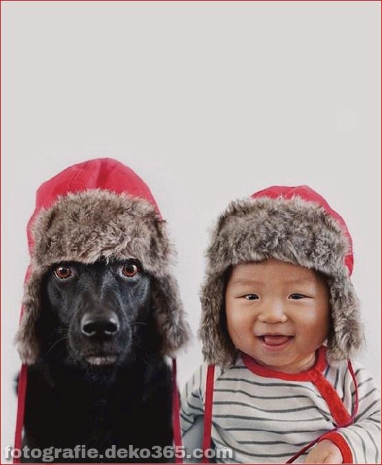 Rettungshund und Baby (2)
