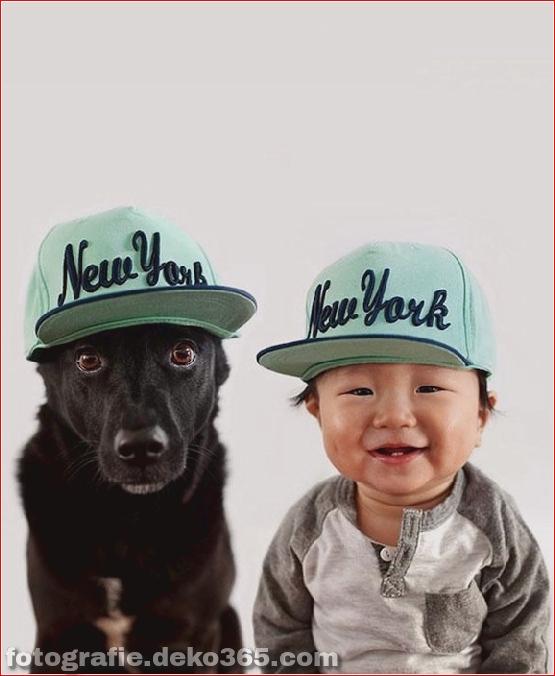 Rettungshund und Baby (4)