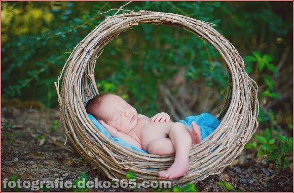 Neugeborene Babyfotografie (2)