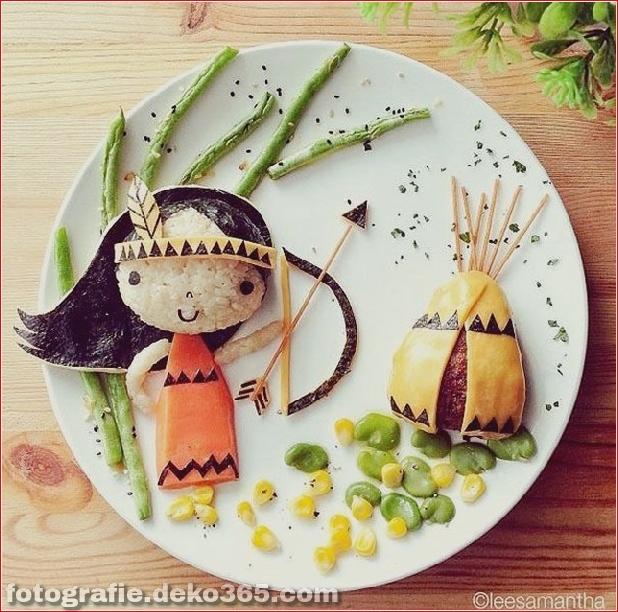 Ideen für Khriet mit Artwork auf Tellern (13)