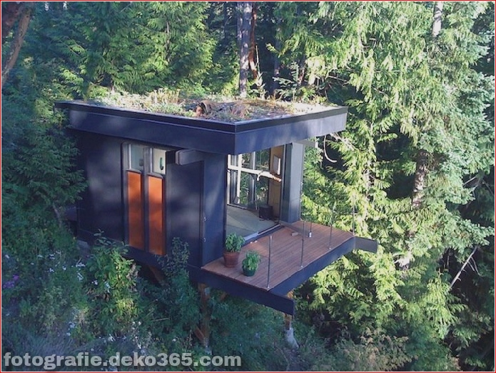 winziges Haus