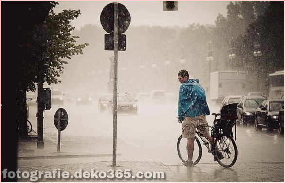 Interessant Atmosphärisch in Regen Fotos (5)