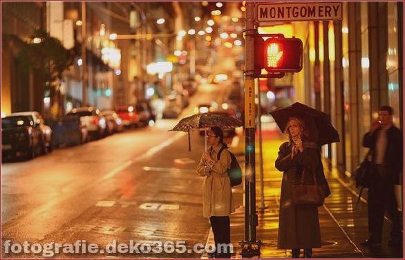 Interessant Atmosphärisch in Regen Fotos (6)