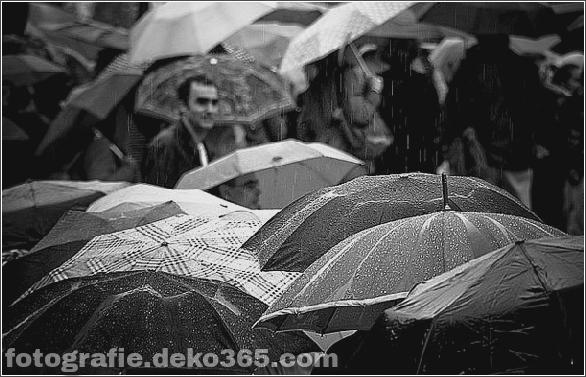 Interessant Atmosphärisch in Regen Fotos (10)