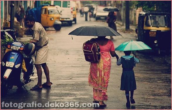 Interessant Atmosphärisch in Regen Fotos (14)