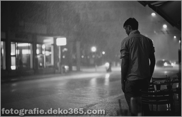 Interessant Atmosphärisch in Regen Fotos (15)