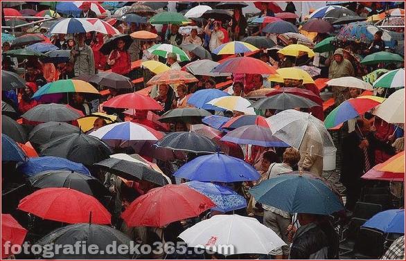 Interessant Atmosphärisch in Regen Fotos (17)