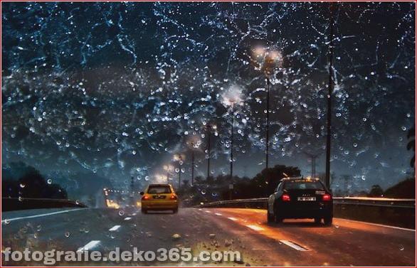Interessant Atmosphärisch in Regen Fotos (19)