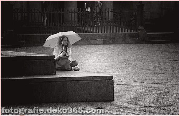 Interessant Atmosphärisch in Regen Fotos (25)