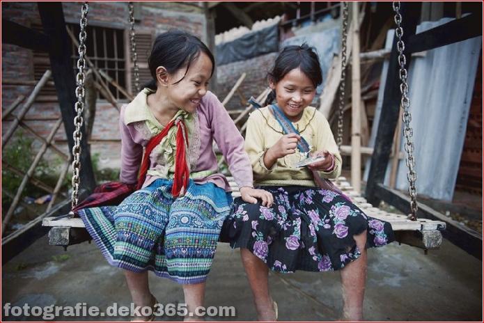 Jenseits der Armut: Kinderporträts (8)