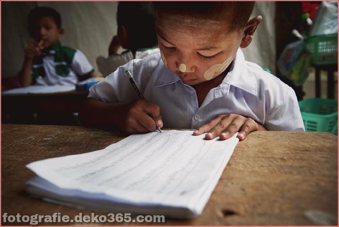Jenseits der Armut: Kinderporträts (9)