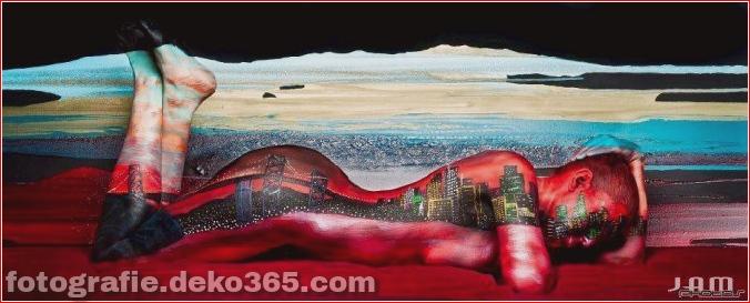 Amazing Body Art Illusions von Trina Merry (1)