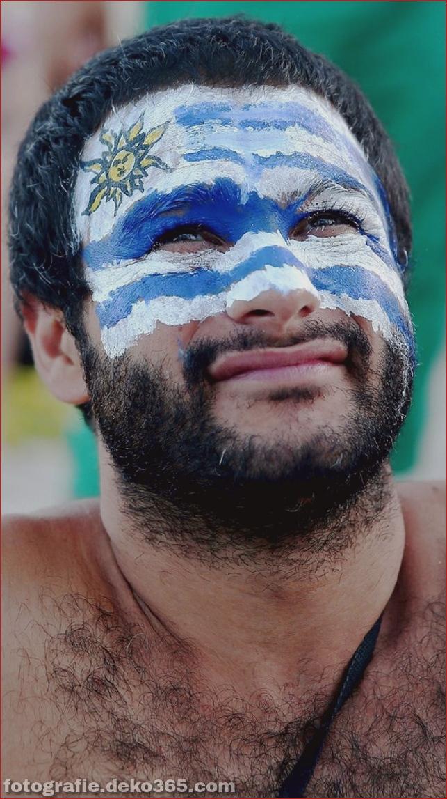 Fans von kreativen Kostümen bei der Weltmeisterschaft 2014 (4)