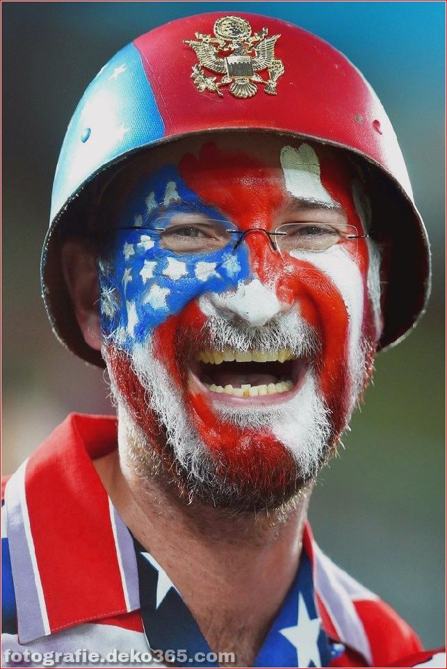 Fans von kreativen Kostümen bei der Weltmeisterschaft 2014 (5)