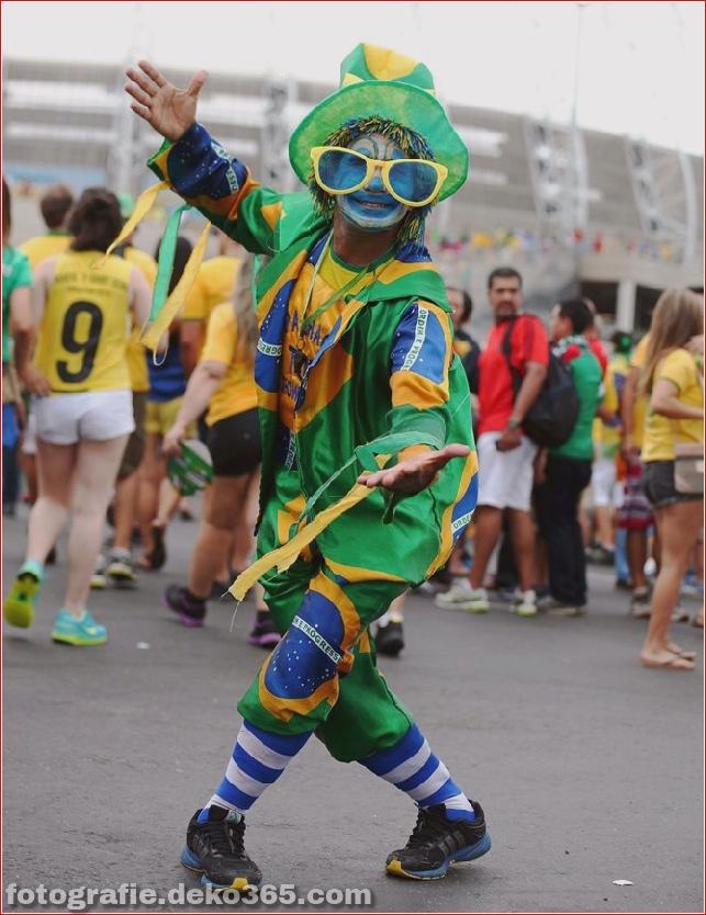 Fans von kreativen Kostümen bei der Weltmeisterschaft 2014 (9)