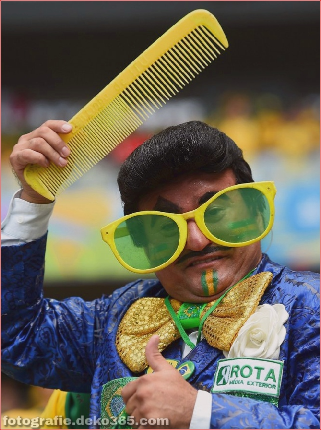 Fans von kreativen Kostümen bei der Weltmeisterschaft 2014 (11)