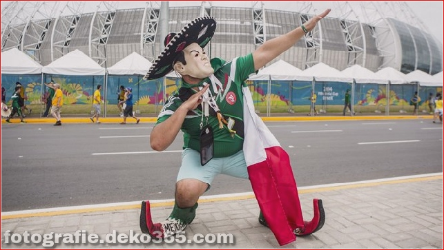 Fans von kreativen Kostümen bei der Weltmeisterschaft 2014 (12)