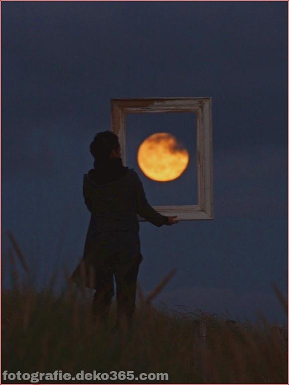 Kreative Mondfotografie von LaurentLaveder (1)