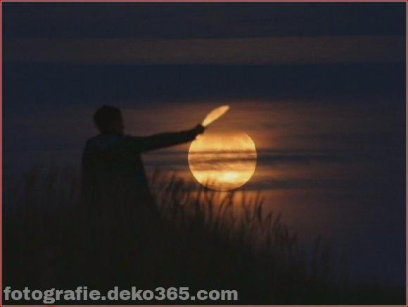 Kreative Mondfotografie von LaurentLaveder (4)