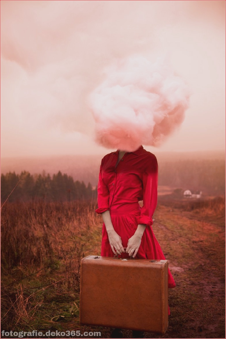 Fine Art Self Portraits von Alicia Savage (1)