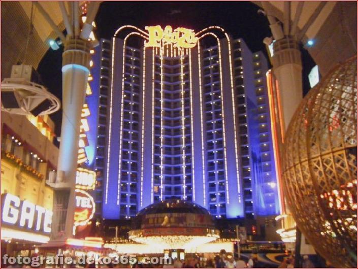 Las Vegas beliebte Casino Fotografie (2)