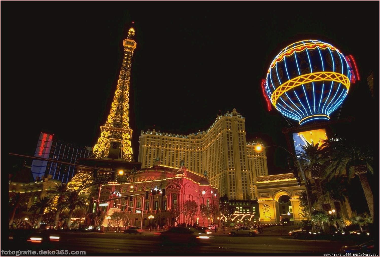 Las Vegas beliebte Casino Fotografie (3)