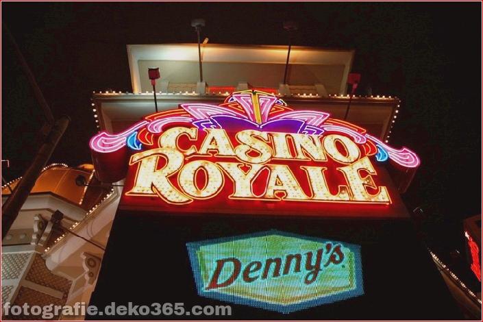 Las Vegas beliebte Casino Fotografie (5)