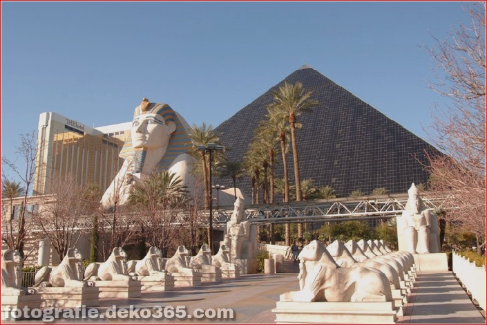 Las Vegas beliebte Casino Fotografie (6)
