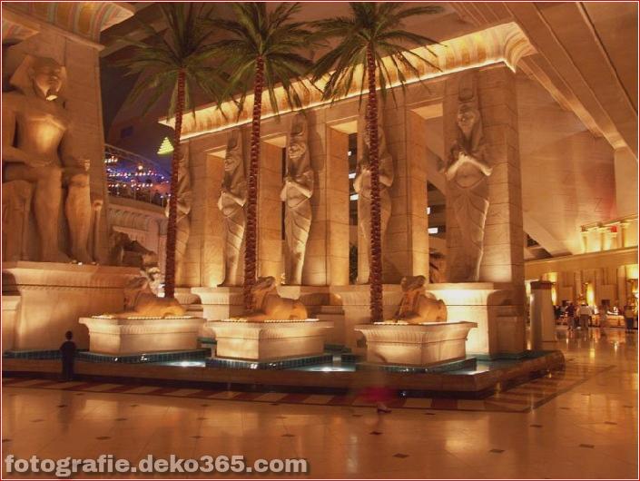Las Vegas beliebte Casino Fotografie (14)