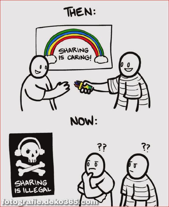 Beste und schlechteste Welt kann sich ändern - Lustige Illustrationen (20)