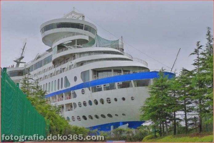 schiffförmiges Hotel in Südkorea (4)