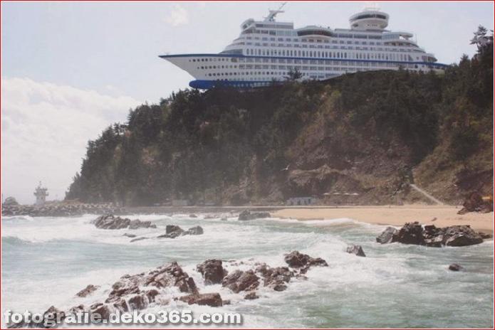 schiffförmiges Hotel in Südkorea (6)