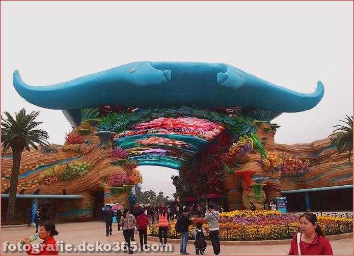 Zhuhai Changlong Ozean Königreich in China (3)