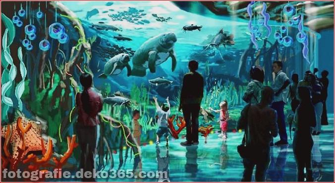 Zhuhai Changlong Ozean Königreich in China (13)