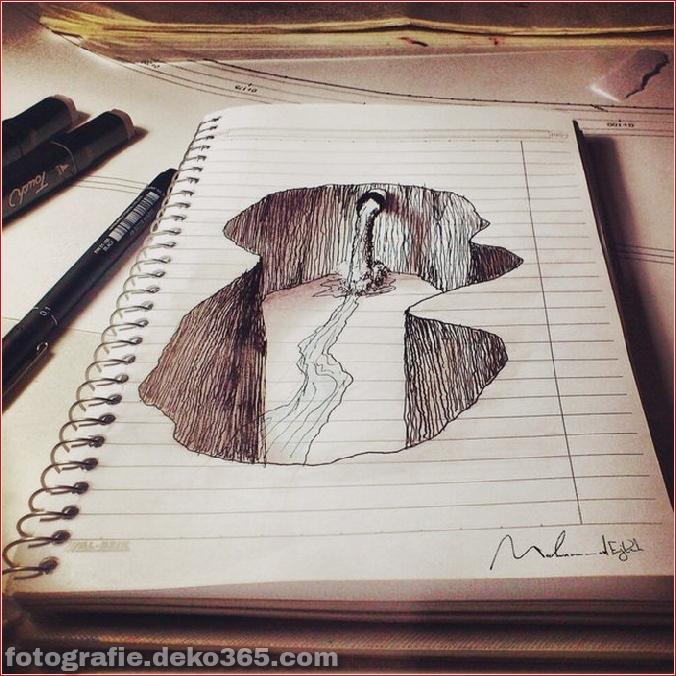 Hyperrealistische Zeichnungen von Muhammad Ejleh (2)