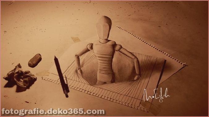Hyperrealistische Zeichnungen von Muhammad Ejleh (8)