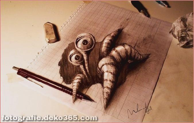 Hyperrealistische Zeichnungen von Muhammad Ejleh (9)