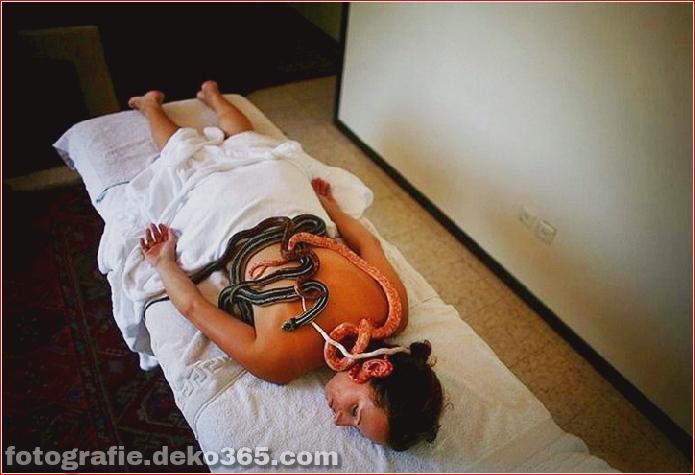 Massage mit Schlangenbehandlung (11)