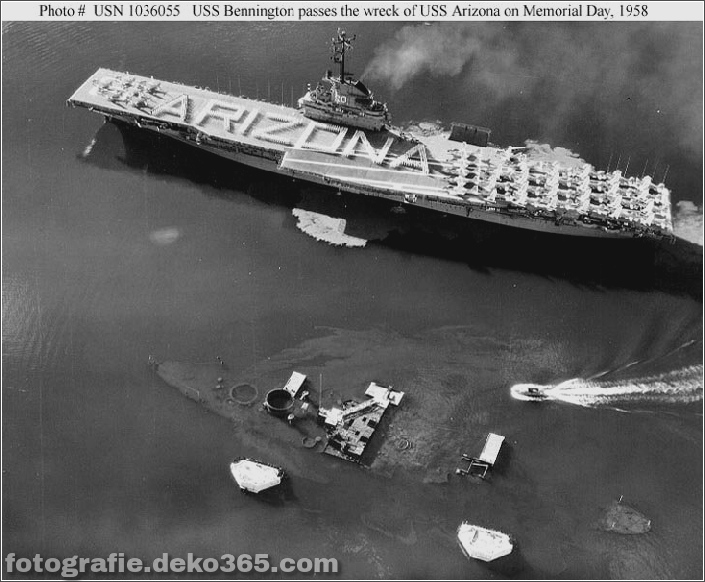 Das USS Arizona Memorial (1)